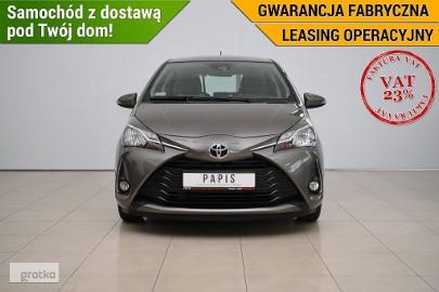 Toyota Yaris III VAT23 Gwar.Fabryczna SalonPL ASO 1WŁ Kamera Tempomat PAPIS