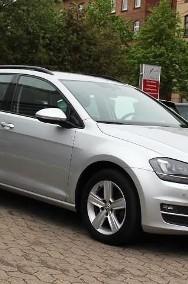 Volkswagen Golf VII VII 2.0 TDI BEZWYPADK,COM NAWI , ALU I WLASCICIEL-2