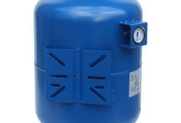 zbiornik przeponowy 100 l - pion- poziom z osprzętem hydroforowym