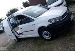 Volkswagen Caddy benzyna regał klima navi duże radio 49700+vat