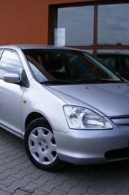 Honda Civic VII Ctdi klimatyzacja, opłacona-2
