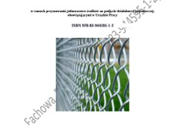 BIZNESPLAN firma budowlana z produkcją siatki ogrodzeniowej