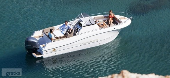 ATLANTIC MARINE 750 OPEN Model 2021 DEALER