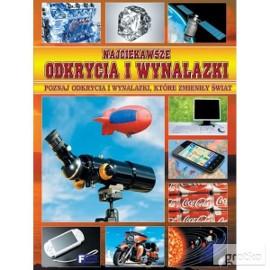 Sprzedam książkę Najciekawsze odkrycia i wynalazki Fenix