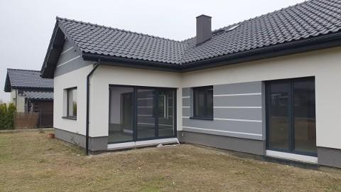 Dom Gliwice, ul. Nieborowice, Gotowy Dom Parterowy, Biuro Sprzedaży 0 Prowizji
