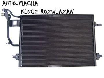 Audi A6 C5 97-04 2,5TDi chłodnica klimatyzacji NOWY WYSYLKA