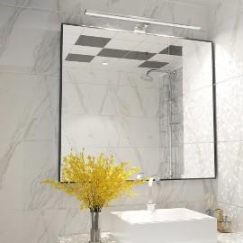 vidaXL Lampy nad lustro, 2 szt., 8 W, zimne białe światło 278740