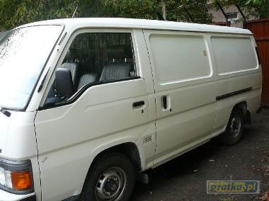 Nissan Urvan I FIRMA KUPI KAŻDY -ZDECYDOWANIE-1