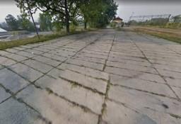 Działka usługowa Goleszów, ul. Dworcowa