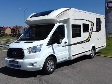 Ford Transit VIII Kamper Benimar Tessoro 494, MODEL 2017. Auto Mobil Pomorskie-1