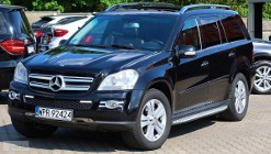 Mercedes-Benz Klasa GL X164 Krajowy Oryg.Lakier Zadbany Wentyle Szyber Hak