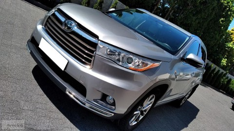 Toyota Highlander III 3.5 Benzyna + LPG !!! 7-osobowa !!! AWD !!!