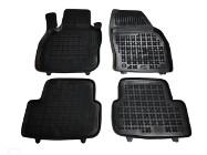 AAA dywaniki gumowe korytkowe, wysokiej jakości, super dopasowane firmy REZAW PLAST do Audi A6