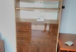 Sprzedam biblioteczkę z biurkiem o wym 92cm szer X 185 cm wys X 35 cm głębokości