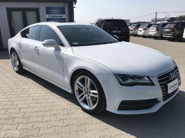 Audi A7 I (4G) 3.0 TDI Quattro! 245 KM! S-line!