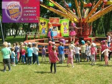 Atrakcje dla dzieci na każdą imprezę - Kępno, Ostrzeszów WIELKOPOLSKA