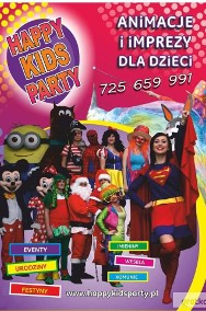 Atrakcje dla dzieci na każdą imprezę - Kępno, Ostrzeszów WIELKOPOLSKA-2