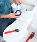 HYDRAULIK - naprawa spłuczki typu Geberit, montaż kompaktu, umywalki
