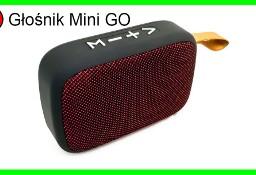 Głośnik Mini GO bezprzewodowy przenośny BLUETOOTH USB SD