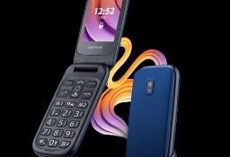 Telefon dla seniora z klapką