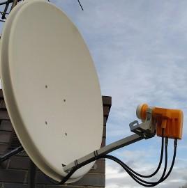 TOMASZOWICE Montaż  Serwis Anten Satelitarnych  i Naziemnych DVB-T  CANAL+, NC+, CYFROWY POLSAT