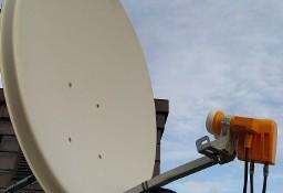 TOMASZOWICE Montaż  Serwis Anten Satelitarnych CANAL+, NC+, CYFROWY POLSAT DVB-T