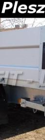 BR-020 przyczepa Condor II, 330x180cm, ciężarowa towarowa, burty aluminiowe, DMC 2700kg-3