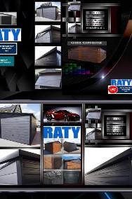 Garaże Blaszane akrylowane,ocynkowane,drewnopodobne-2