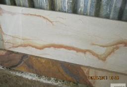 Kamień elewacyjny płyty fasadowe piaskowiec szlifowany
