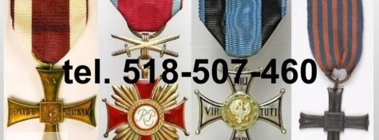 KUPIE stare ordery, medale,odznaki,odznaczenia, orzełki-1