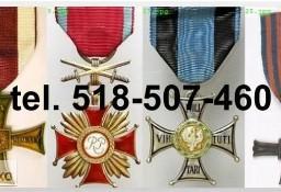 KUPIE stare ordery, medale,odznaki,odznaczenia, orzełki