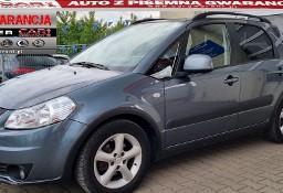Suzuki SX4 I 1.6 107 KM Benzyna+GAZ alufelgi klima gwarancja