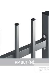 Przęsło ogrodzeniowe palisadowe PP 001(N)-2