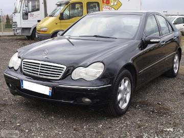 Mercedes-Benz Klasa C W203 C 200 CDI Elegance, klima, alu