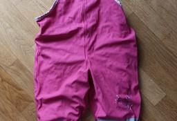 Spodnie dziecięce zimowe na szelkach 86/92 na 12-24 miesiące