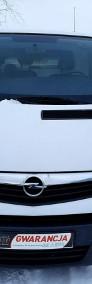 Opel Vivaro 2.0*114KM*DŁUGI*LONG*2xDRZWI*FV*Rata 405zł-3