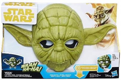 Yoda Maska Elektroniczna z Głosem Star Wars Gwiezdne Wojny