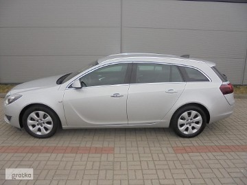 Opel Insignia I Country Tourer Gwarancja,Radar,xenon,Skóry,Navi,Asystent pasa i parkowania,el. klap