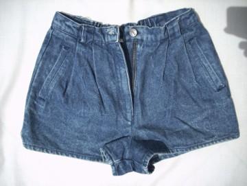 Krótkie Spodenki Jeansowe Dżinsowe Jeans 36 38