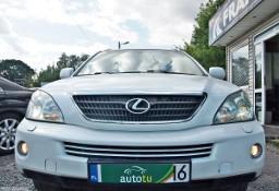 Lexus RX II (XU30) 400 H HYBRYDA 3.3 BENZYNA V6 231 KM KLIMATYZACJA