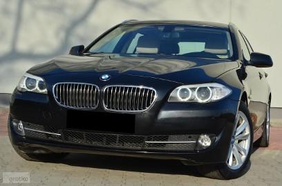 BMW SERIA 5 2.0d 184 KM Xenon/ Navi/ Skóra/ Komforty/ Ele.klap