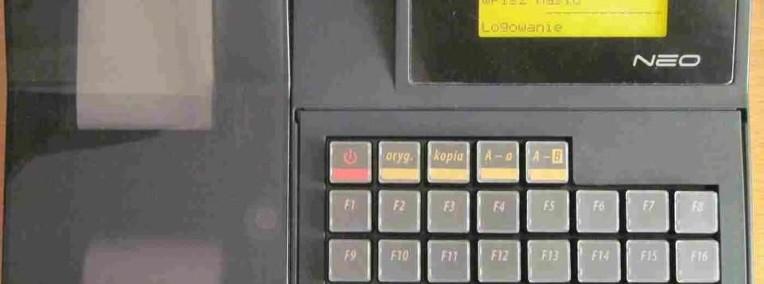 Programowanie i konfiguracja kasy fiskalnej.-1
