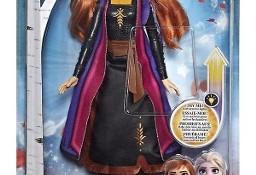 Świecąca Lalka Anna Frozen 2 Kraina Lodu Magiczna Podświetla