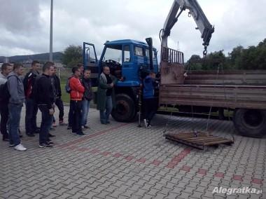kurs, wózki widłowe, szkolenie HDS, LPG, Kraków, Myślenice-1