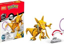 Figurka Pokemon Kadabra Klocki Konstrukcyjne 92el. Mega Construx