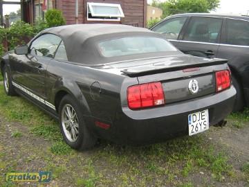 Ford Mustang V CABRIO SUPER