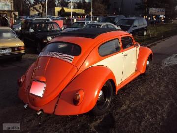 Volkswagen Garbus HOTROD-zamiana