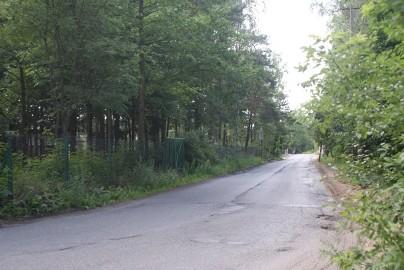 Działka leśna z prawem budowy Łódź Widzew, ul. Dworcowa