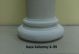 baza na kolumnę pokrywana k-55 średnica 26cm