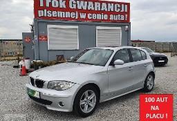 BMW SERIA 1 1 ROK GWARANCJI pisemnej, M Pakiet, super stan, Navi, Zamiana